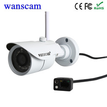 Wanscam HW0043 720P security cctv camera wifi wireless IP security Camera outdoor waterproof bullet camera