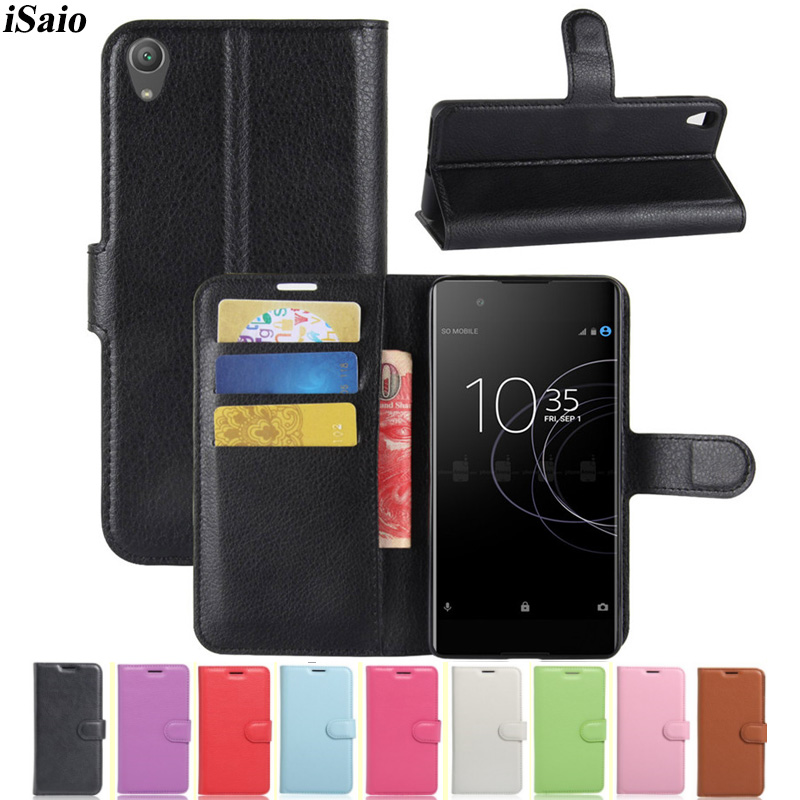 For <font><b>Sony</b></font> Xperia XA1 Plus G3412 <font><b>G3416</b></font> G3426 Wallet Case Flip Leather Cover for <font><b>Sony</b></font> Xperia XA1 Phone Cases Stand Book Style Funda image