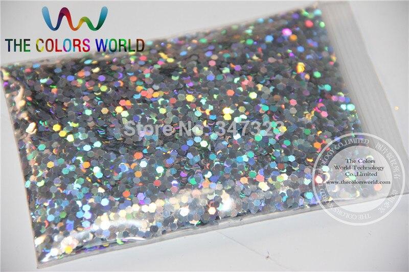 2 мм голографическая Алмазная Серебряная блестящая Рассыпчатая блестка для дизайна ногтей и других аксессуаров DIY