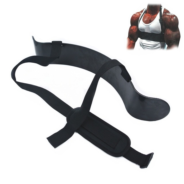 Weightlifting Arm Blaster Comfort Padded Triceps Biceps Heavy Duty Body Building Muscle Training Fitness Home Gym Equipment