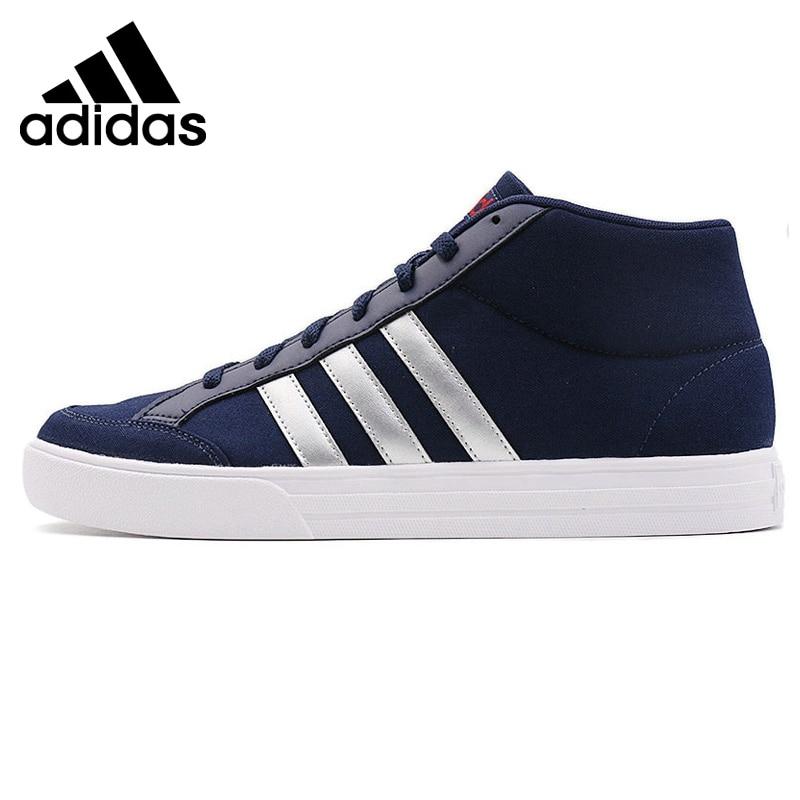 купить Original New Arrival 2018 Adidas VS SET MID Men's Basketball Shoes Sneakers по цене 5345.96 рублей