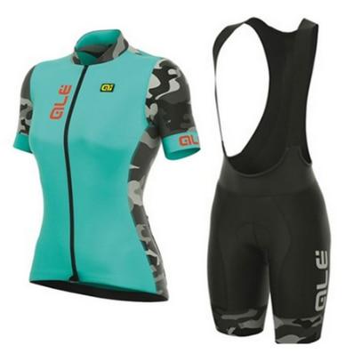 Cycling Jersey Women 2017 FUQVLUN Ropa Ciclismo Mujer Summer Short Sleeve Outdoor MTB Bike ALE Cycling Clothing -64K8D