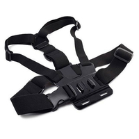 Original Front Chest Strap High Quality Action Camera Accessories For GoPro Hero 4 3 3 2