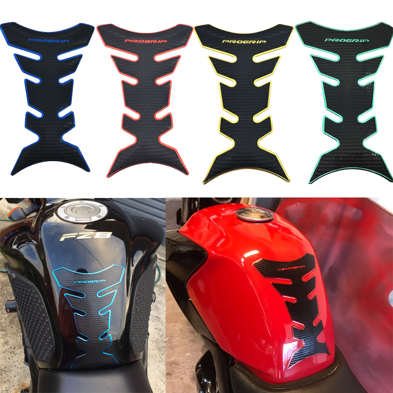 3D Motorcycle Fuel Tank Decals Pad Protector Cover Stickers For Honda Yamaha R1 R6 Honda CBR 600 F2 F3 F4 F4I  Kawasaki ZX6R