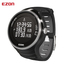 Top Brand EZON Running Sport Digital Watches Men GPS Bluetooth Smart Wristwatches Waterproof Mens Clock Watch For Android IPhone