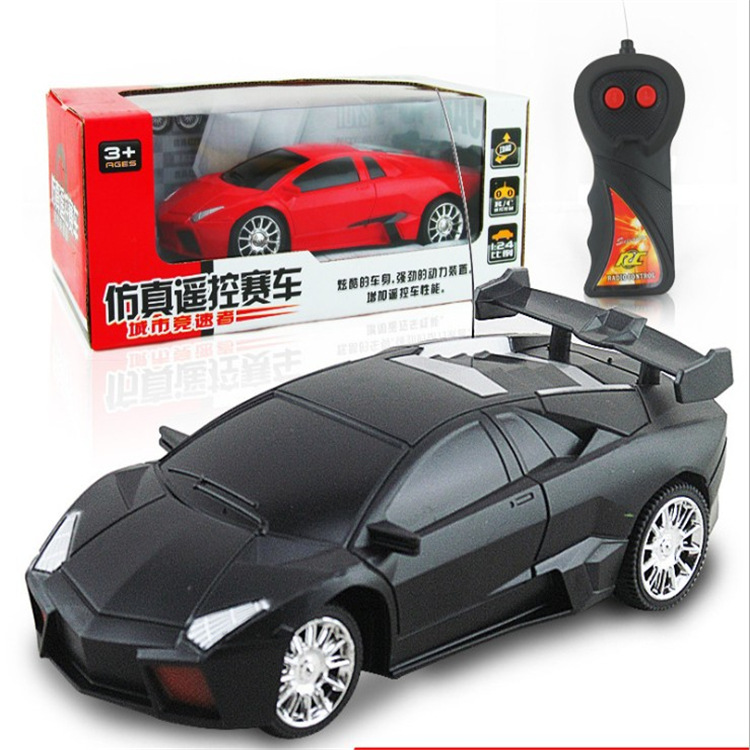 SAINTGI RC CAR Cans Remote Control Cars Mini Coca 2018 2 WAY Metal ABS 1:24 Collection Birthday KIDS GIFTS TOY Static Model