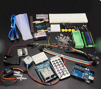 Arduino Compatible UNO R3 Starter Kit Set For Step Motor 1602 LCD