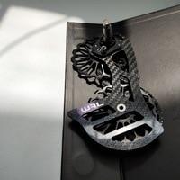17 t 자전거 세라믹 베어링 탄소 섬유 자키 도르래 휠 세트 shimano dura ace/ultegra 용 후방 변속기 가이드 휠
