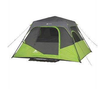Ozark Trail 6 Person Instant Cabin Tent-in Tents from Sports