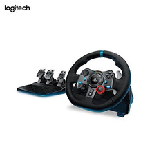 Logitech G29, Steering wheel + Pedals,4, Analogue, D-pad, Select, Share, Wired, USB 2.0