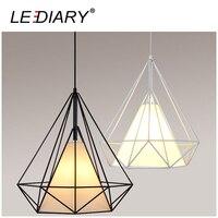 3 Head Round Base Plate Pendant Lamp E27 Holder Wrought Iron Hanging Lamp Edison Droplight For