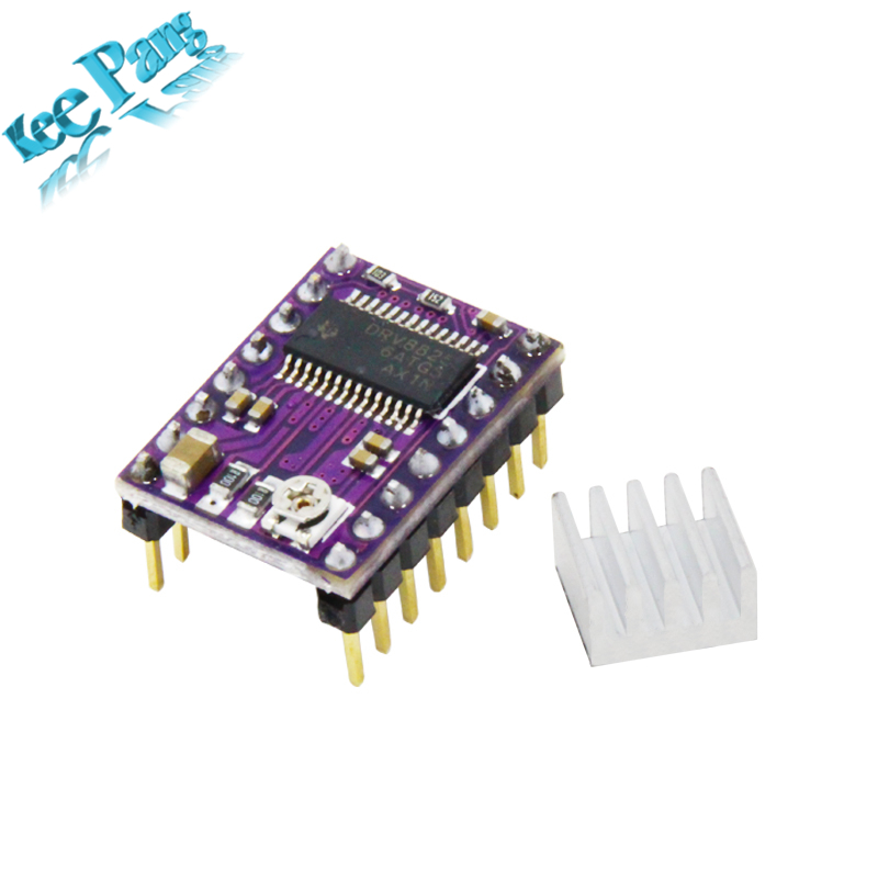 5pcs-lot-new-stepstick-drv8825-for-ramps-stepper-motor-driver-heatsink-part-3d-printers-parts-heat-sink-4-layer-pcb-purple-board