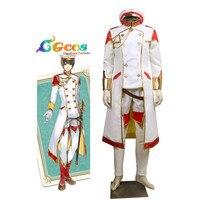 CGCOS Cosplay Costume Ikemen Kakumei Alice to Koi no Mahou Jonah Clemence Otome Edward Bright Anime Uniform Halloween Anime Game