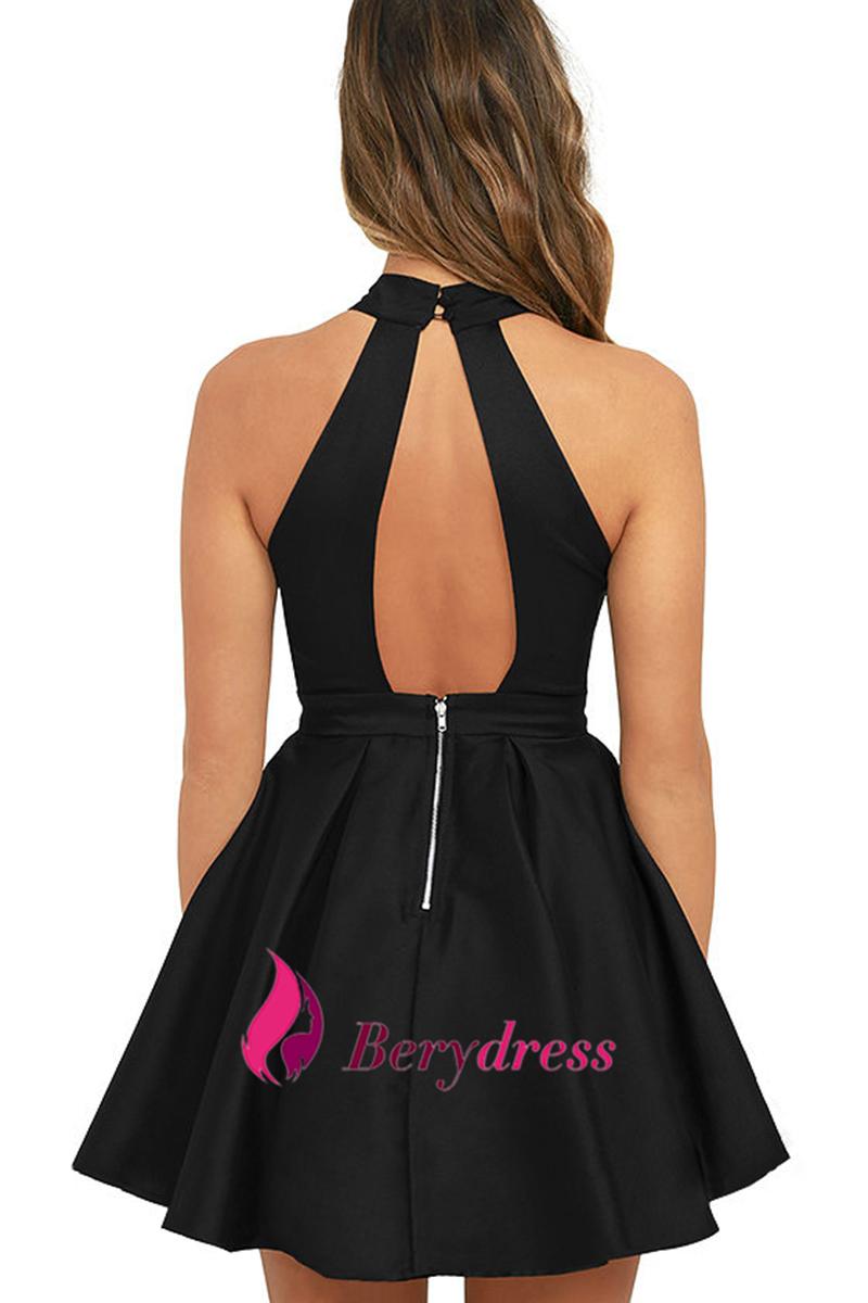 HTB1hj1wQpXXXXXHaXXXq6xXFXXXR - 1950 Audrey Hepburn Black Dresses 2017 PTC 242