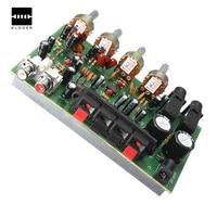 Electronic Circuit Board 12V 60W Hi Fi Stereo Digital Audio Power Amplifier Volume Tone Control Board