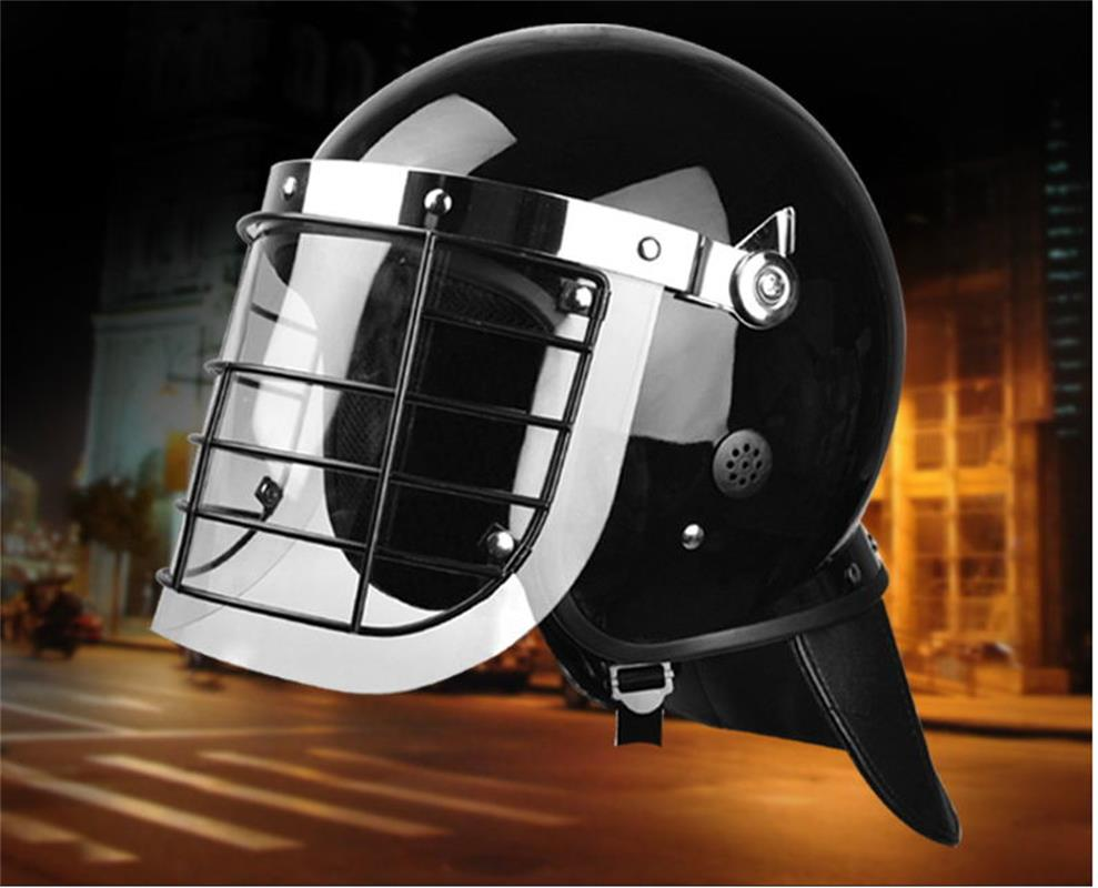 Bulletproof Visor For M88 Helmet With Alloy Steel Fix Ring Ballistic Face Shield For Mich Helmet Personal Self Defense Weapons A Complete Range Of Specifications Back To Search Resultshome