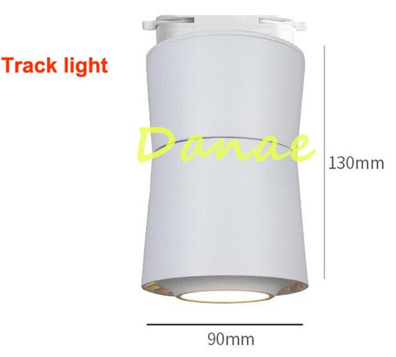 Yrank cob 15 w 20 led luzes
