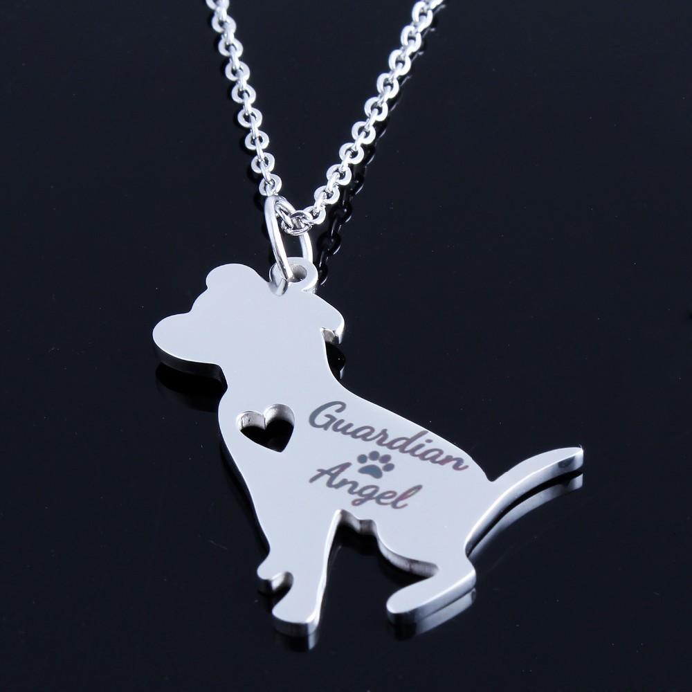 PitBull Necklace-A Girls Best Friend  (2)