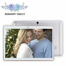 2016 Newest BOBARRY S106 4G LTE Android 6.0 10 inch tablet pc octa core 4GB RAM 64GB ROM 5MP IPS Tablets computer