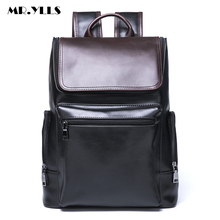 MR.YLLS Vintage Business Backpack Men Laptop Bags Travel Lovers Backpacks School Fashion Computer mochila Women Fashion Backpack