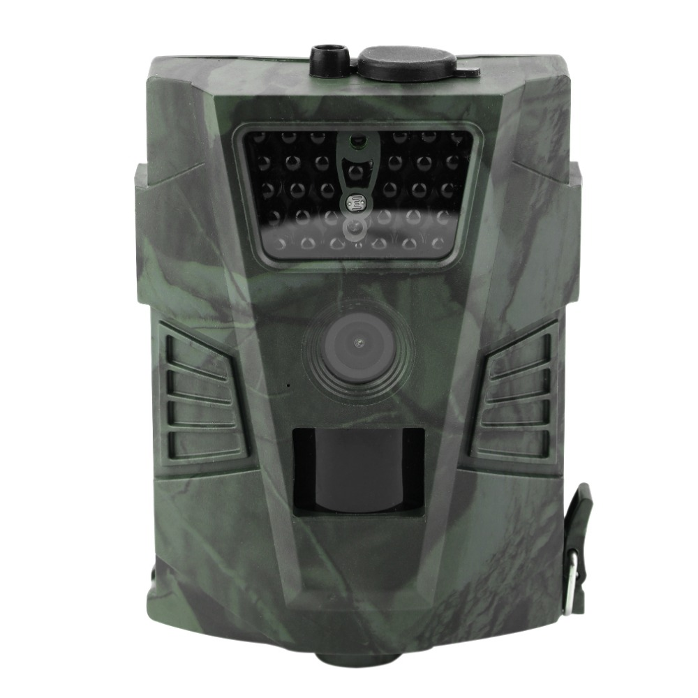 Waterproof 60 Degrees 8MP/5MP/3MP 720P/WVGA Wild Trail Hunting Camera Animal Observation Infrared Night Vision Camera RecorderWaterproof 60 Degrees 8MP/5MP/3MP 720P/WVGA Wild Trail Hunting Camera Animal Observation Infrared Night Vision Camera Recorder
