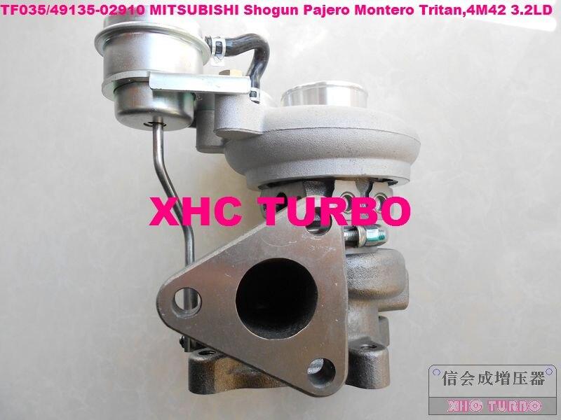 TF035HL-14GK2-6/49135-02910 турбокомпрессор турбо для mitsubishi Shogun Pajero Montero Tritan 4M42 3.2LD 170HP