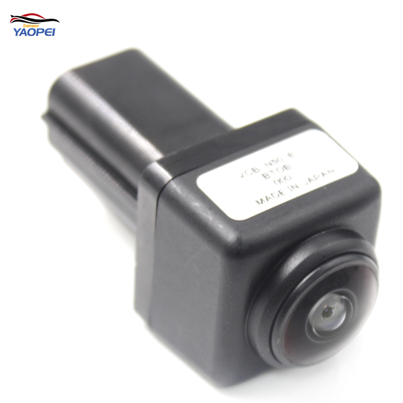 YAOPEI Auto Car Reversing Rear View Backup Camera Parking Assist OEM VCB-N501B VCBN501B lacywear блузка dg 366 teh
