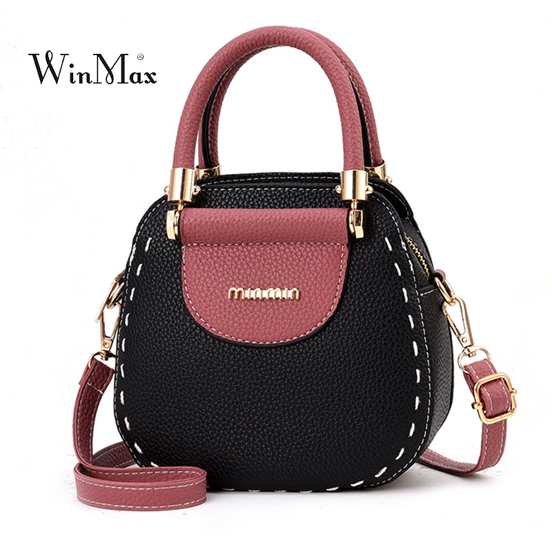 Fashion Small Bag Brand Leather Luxury Handbag For Women 2018 Shoulder Bag For Girls Crossbody Bag Messenger Bolsa Feminina Sac genuine leather handbag 2018 new shengdilu brand intellectual beauty women shoulder messenger bag bolsa feminina free shipping