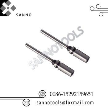 3 pcs Taper holle boor D2.5mm D4.5 D5.0mm D5.5mm D6.0mm D7.0mm D8mm D9mm papier boor voor ponsen, slijpen machine