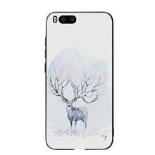 Deer  Phone Cases Cover for Xiaomi mi A2 8 9 lite se case xiaomi redmi note 6 7 pro 5 Plus Soft