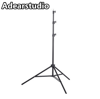 JINBEI EQ-2600 Pro Heavy Duty 8.5ft 2.6m Light Stand, Air Cushioned, for Photo or Video Photographic Lighting NO00DC mz 2400fp 7 8 feet 240cm heavy duty cushioned premium black light stand for video portrait and product photography no00dc