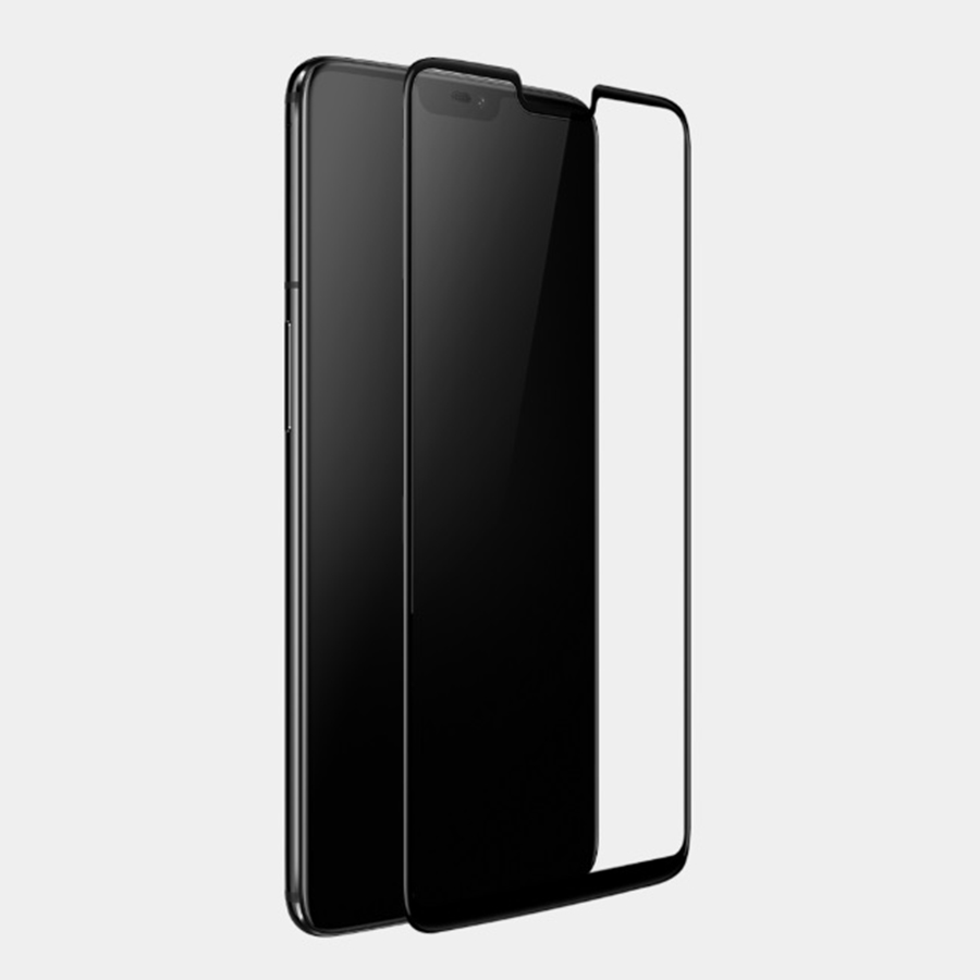 Image 3 - Original 100% RIJOW 5D Glass for OnePlus 6 6T Tempered Glass One Plus 6 5T Screen Protector 3D Curved Full Screen OnePlus6 Film-in Phone Screen Protectors from Cellphones & Telecommunications on