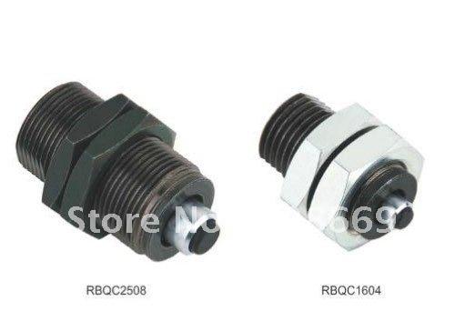 M25x1.5 Pneumatic Hydraulic Shock Absorber Damper 8mm stroke RBQC2508M25x1.5 Pneumatic Hydraulic Shock Absorber Damper 8mm stroke RBQC2508