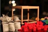 Illusion Money Box Wonder Box Empty Box Appearing Gifts Magic Tricks Stage Magic