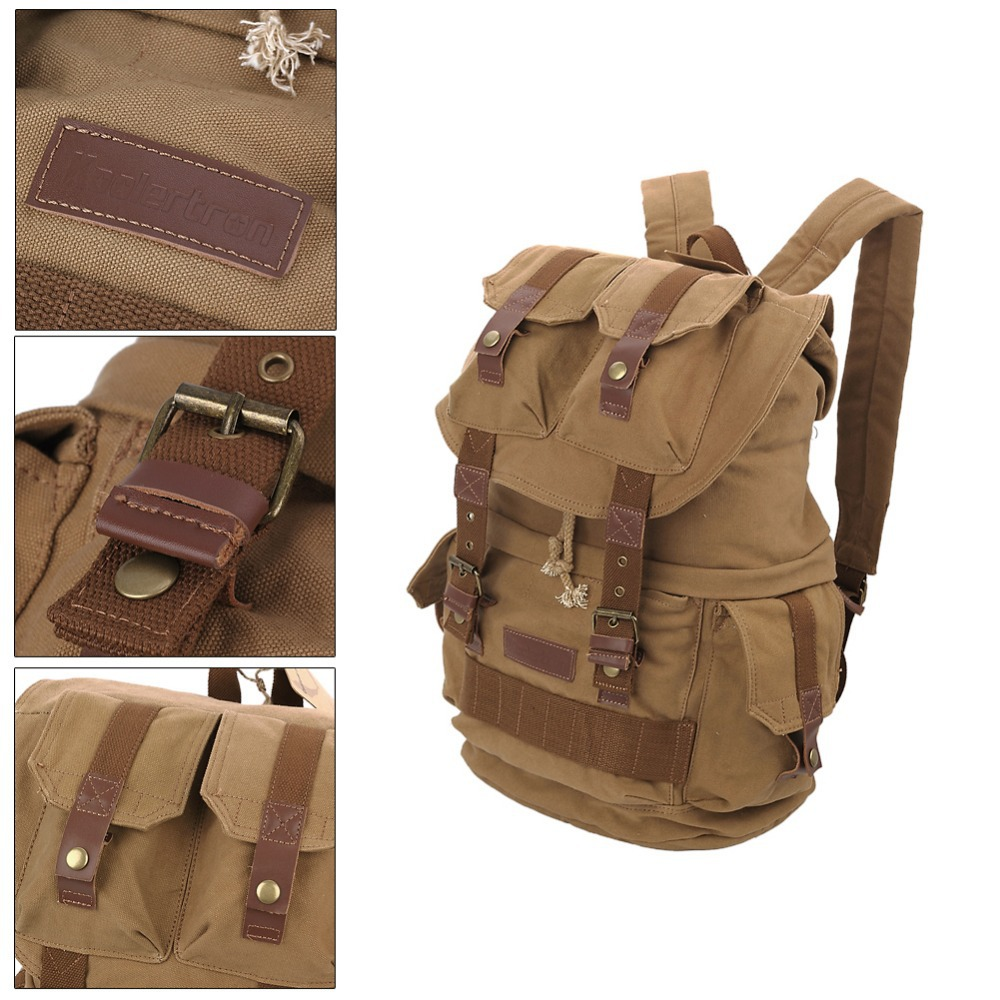 Popular Camera Backpack Canvas-Buy Cheap Camera Backpack Canvas ...