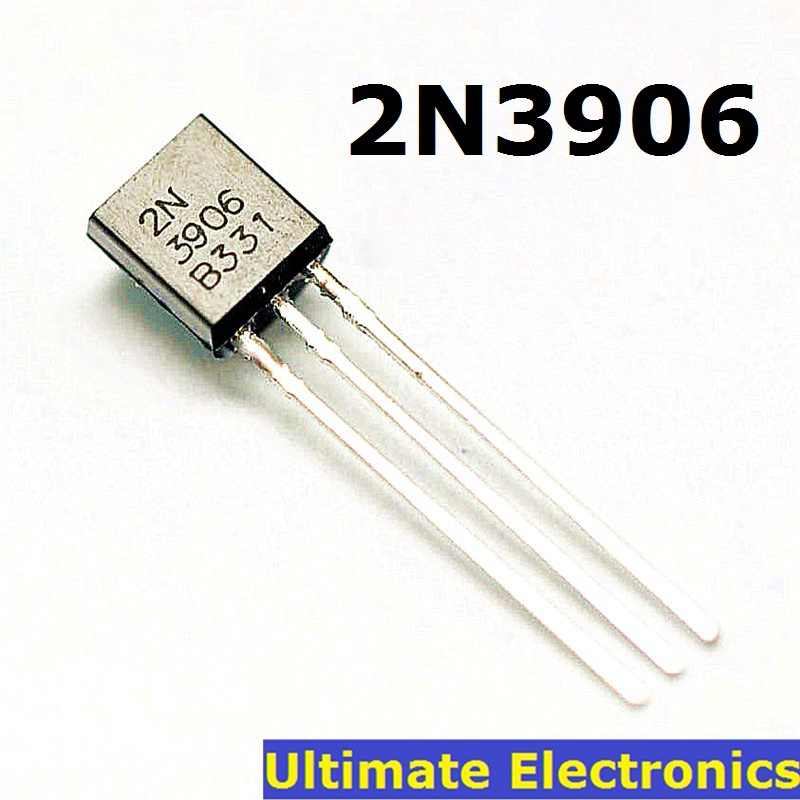 AVR Atmel Raspberry Pi x10 Arduino TO-92 2N3906 General Purpose Transistor