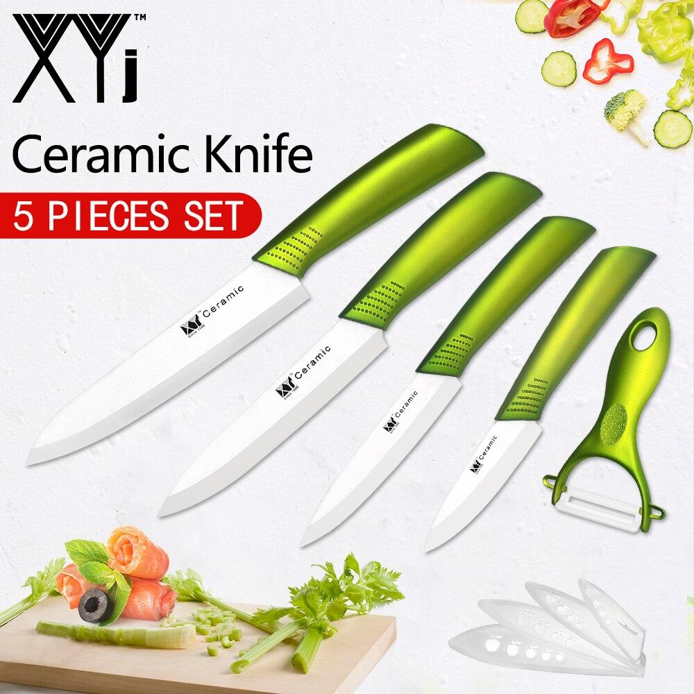 XYj Küche Messer Chef Keramik Messer 3