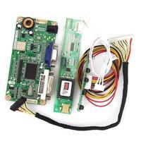 LCD Controller Board VGA DVI For LP154WX4 TL CB LP154WX5 TLA1 LTN154AT07 QD15TL04 QD15TL02 15 4