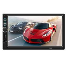 7 inches Car MP5 Player Mirror Link 2 DIN Head Car Stereo Touch Screen BT Radio FM Bluetooth TF Card With Camera USB Android IOS 1 din car radio 9 autoradio multimedia player auto audio car stereo mp5 bluetooth usb tf fm mirror link for ios android 9 0