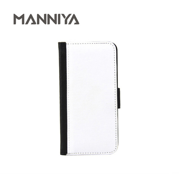 MANNIYA Blank Best Sublimation leather Cover for iphone 5 6 6 7 8 7 8 X