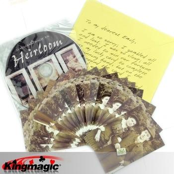 Heirloom Prediction Close-up Magic Magic Props Magic Tricks close-up