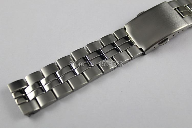 19mm T049417 T049407 T049410A Erkek modeller Watch Band T-KLASIK T049 - Saat Aksesuarları - Fotoğraf 4