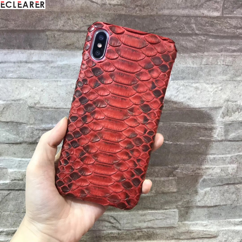 Luxury For iPhone XS MAX Genuine Python Skin Leather Case For iPhone XR Original Leather Back Cover For iPhone XS MAX/ XR CasesLuxury For iPhone XS MAX Genuine Python Skin Leather Case For iPhone XR Original Leather Back Cover For iPhone XS MAX/ XR Cases
