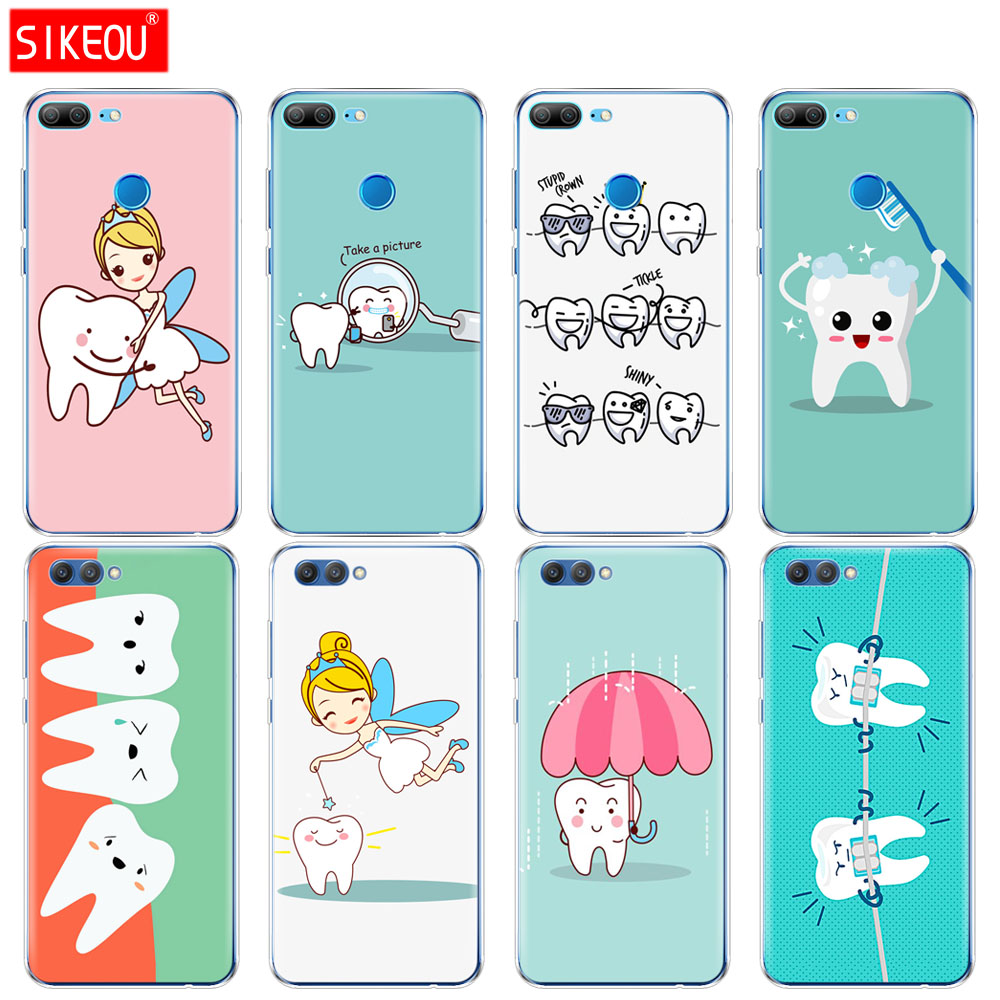 Cellphones & Telecommunications Silicone Phone Cover Case For Huawei Y3 Y6 Y5 2 Ii 2017 Nova 3e 2s 2 Lite Plus Nurse Doctor Dentist Tooth Injections Cool Phone Bags & Cases