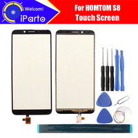 5 7 Inch HOMTOM S8 Touch Screen Glass 100 Guarantee Original New Glass Panel Touch Screen