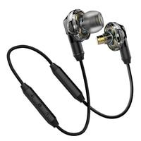 AIPAL In Ear Bluetooth Earphone Sport Run Wireless Earphones CSR4 1 100mA Dual Drive Stereo Bass