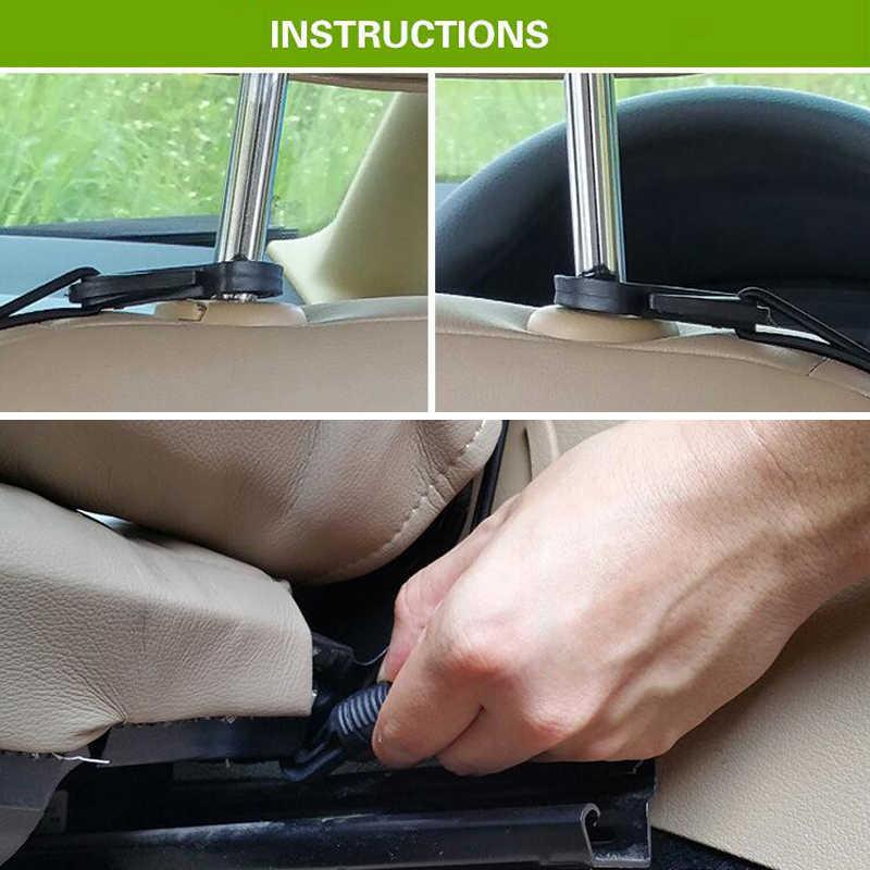 Прочная эластичная ткань для автомобиля из сетчатой ткани сетчатый мешок между автомобильный органайзер для Volkswagen Polo, Golf 5 6 7 Passat B5 B6 B7 Bora MK5 MK6 Tiguan