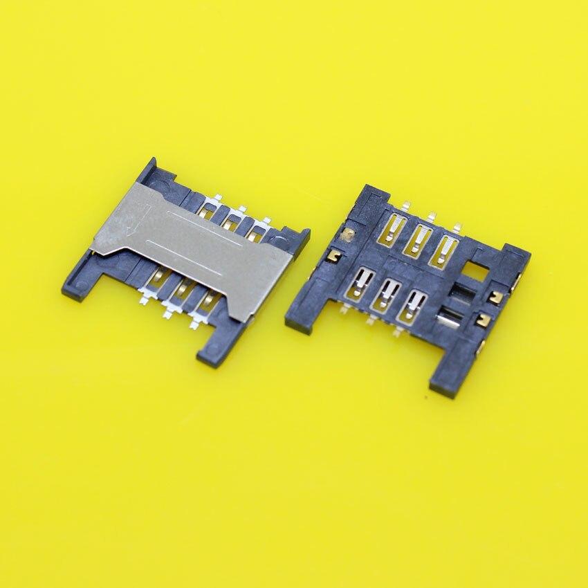 cltgxdd KA-002 new SIM card reader socket holder slot connector for HUAWEI C8826D