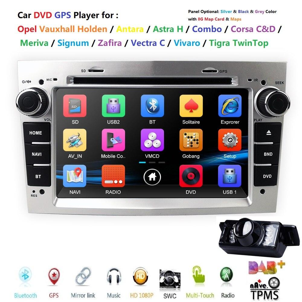 CarDVD GPS Navigation Autoradio for for OPEL Astra H Meriva Antara Zafira Veda Agila Corsa Vectra car dvd gps navigation CAM DAB
