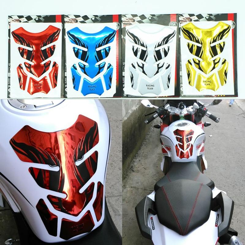 Gas Fuel Tank Pad Protector Sticker Fit For Ducati Yamaha Suzuki Kawasaki